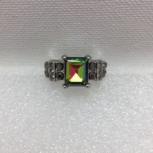 Jewelry - Multi-Color Stone Ring Size 8